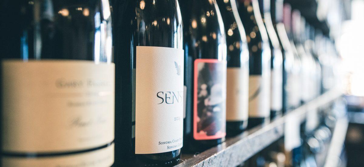 flaše vína