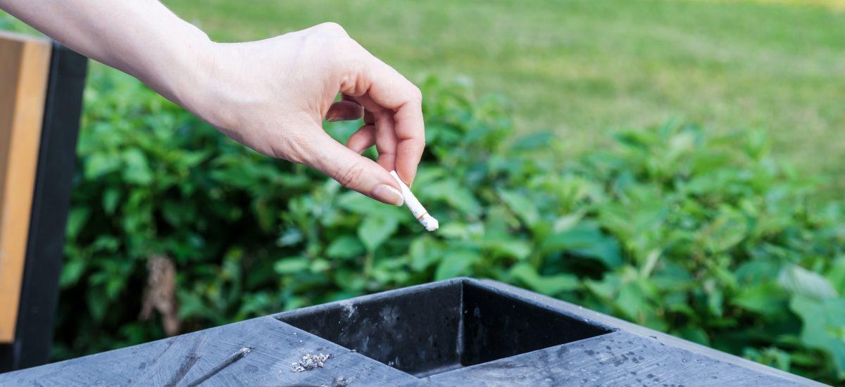 Cigaretový ohorok