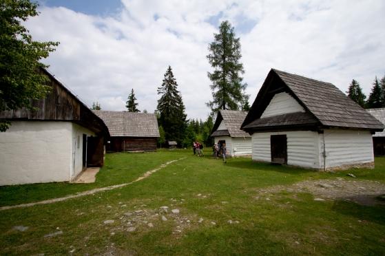 Múzeum liptovskej dediny v Pribyline je vysunutou expozíciou Liptovského múzea v Ružomberku a zároveň najmladším prírodným múzeom na Slovensku