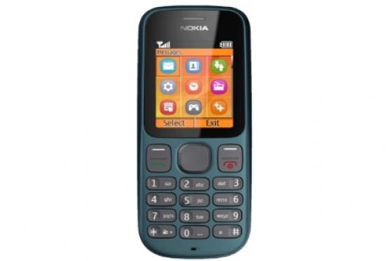 Nokia 100 - fínska kráska so základnými funkciami a baterkou