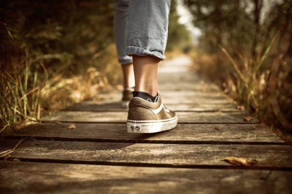 Prechádzky vám pomôžu cítiť sa dobre aj počas menopauzy