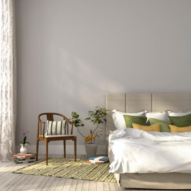 Pruhovaný koberec môže byť tým správnym prvkom, ktorý rozveselí celú miestnosť